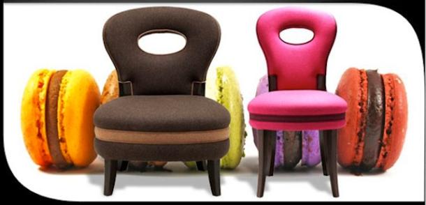 Macaroon chairs