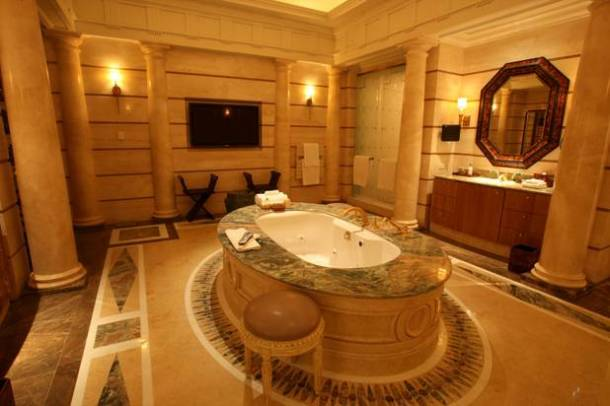 The Octavias Suites at Caesars Palace