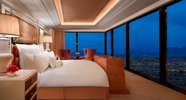 Duplex Apartment at Encore - around $8,000 per night (image via wynnlasvegas.com)
